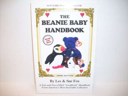 The Beanie Baby Handbook - 1998 Edition